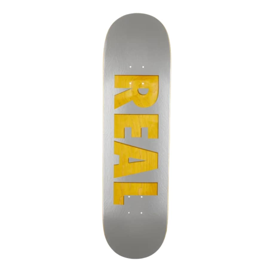 """Real Bold Redux Deck 8.75"""" 
