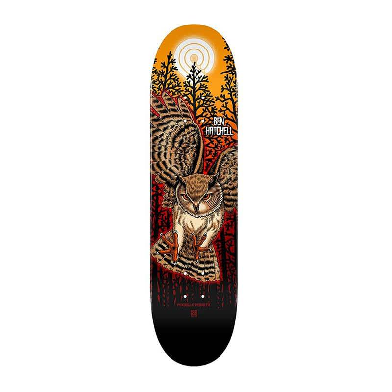 """Powell Peralta Hatchell Owl 2 8.25"""" Deck 