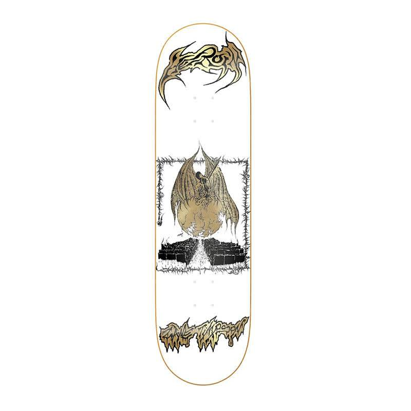"""Heroin Timpson Theater 8.75"""" Deck   Deck by Heroin Skateboards 1"""