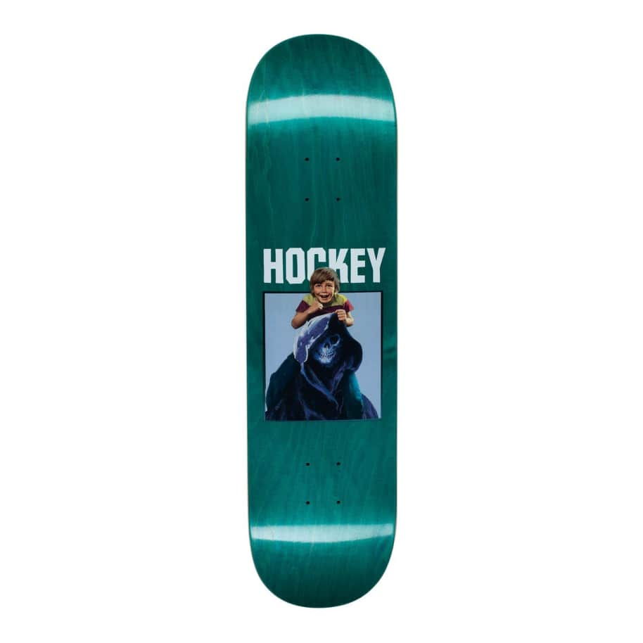 """Hockey Skateboards Chaperone Andrew Allen Deck 8.5"""" (Various Stains)   Deck by Hockey Skateboards 1"""
