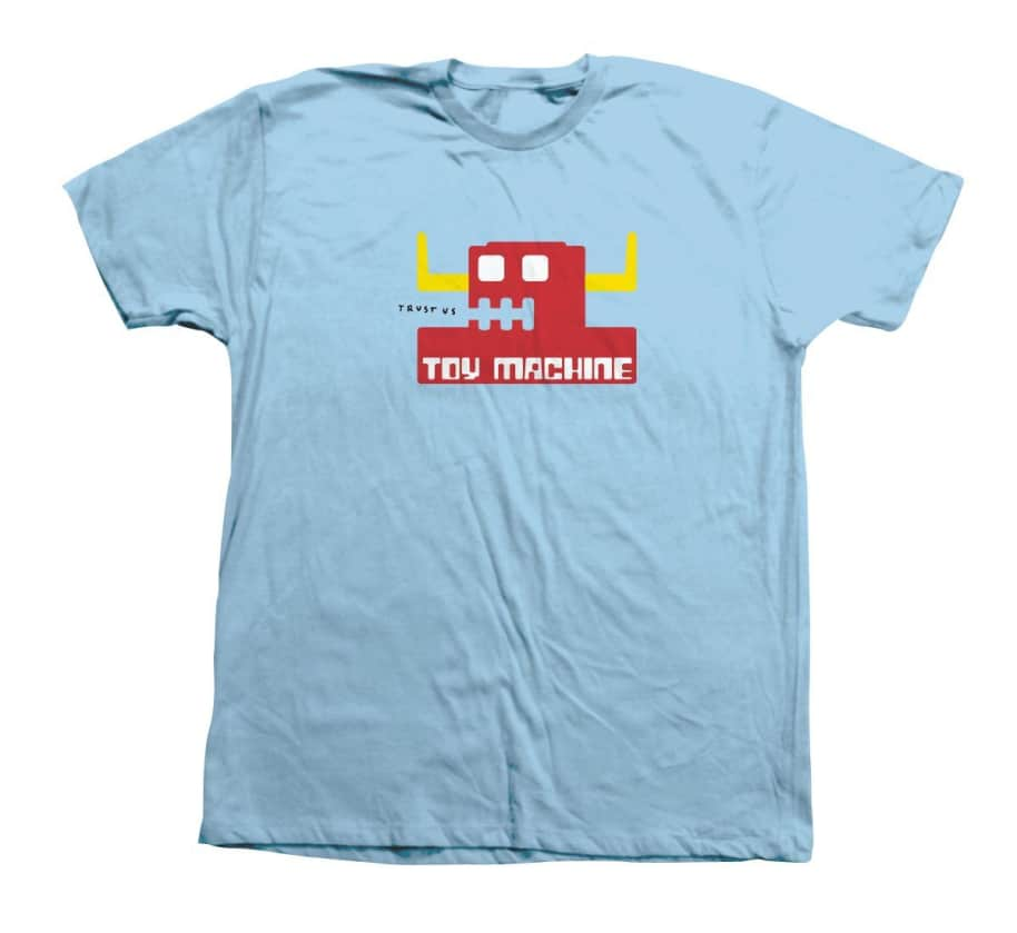 Toy Machine Trust Monster Tee Pool | T-Shirt by Toy Machine 1