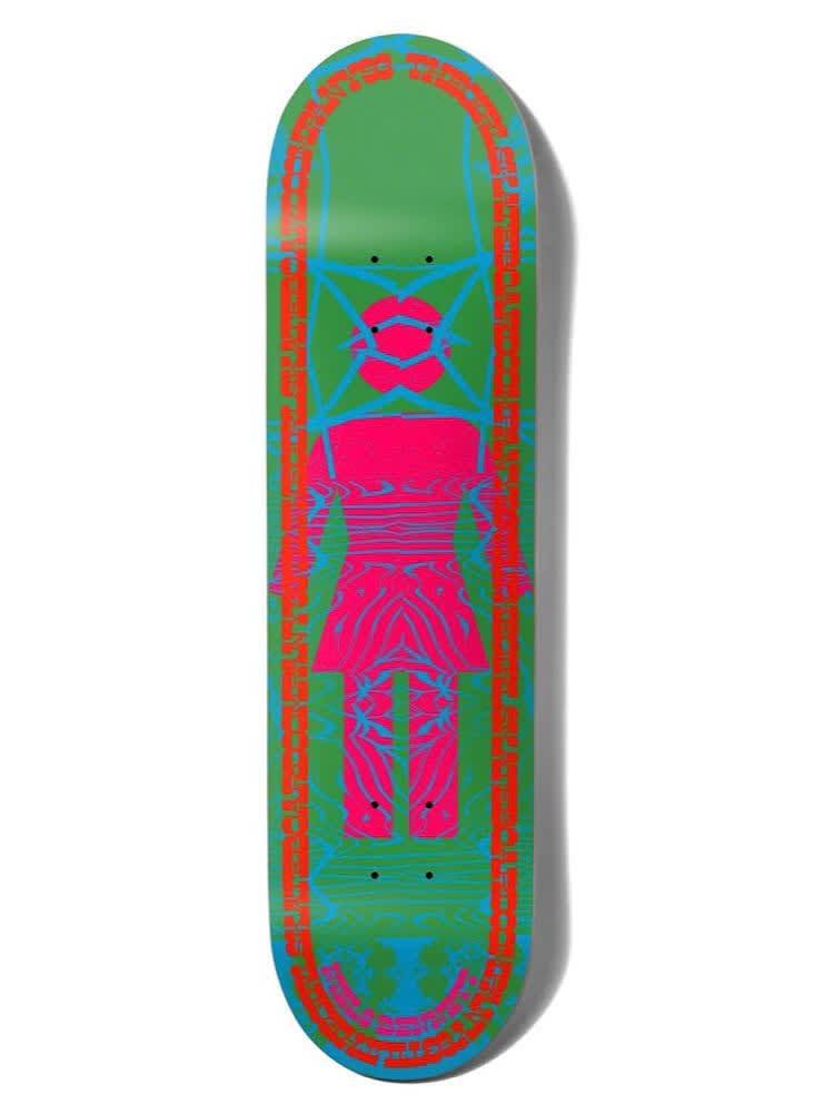 GIRL - Bennett Vibration - 8.25 | Deck by Girl Skateboards 1