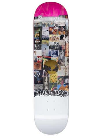 FA Louie Collage II Deck 8.38 | Deck by Fucking Awesome 1