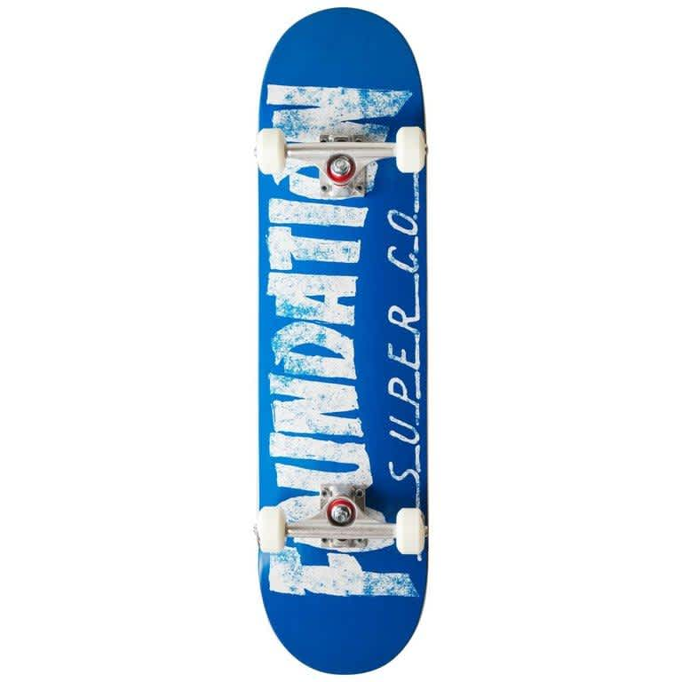 Foundation Thrasher Complete 8.0   Complete Skateboard by Foundation 1