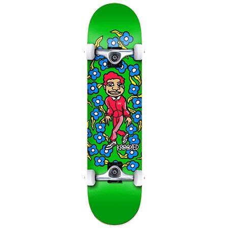 "Krooked Team Sweatpants Complete 8.25""   Complete Skateboard by Krooked Skateboards 1"