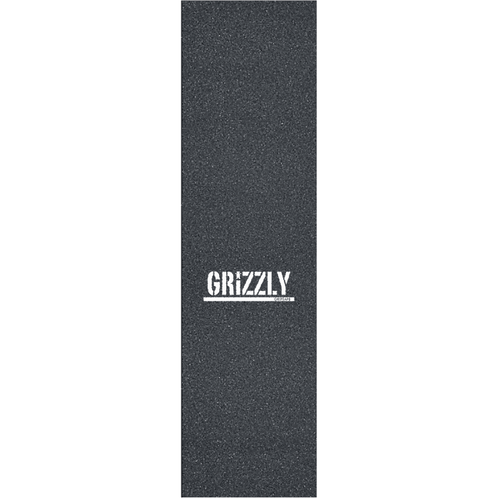 Grizzly Tramp Stamp Griptape 9x33   Griptape by Grizzly Griptape 1