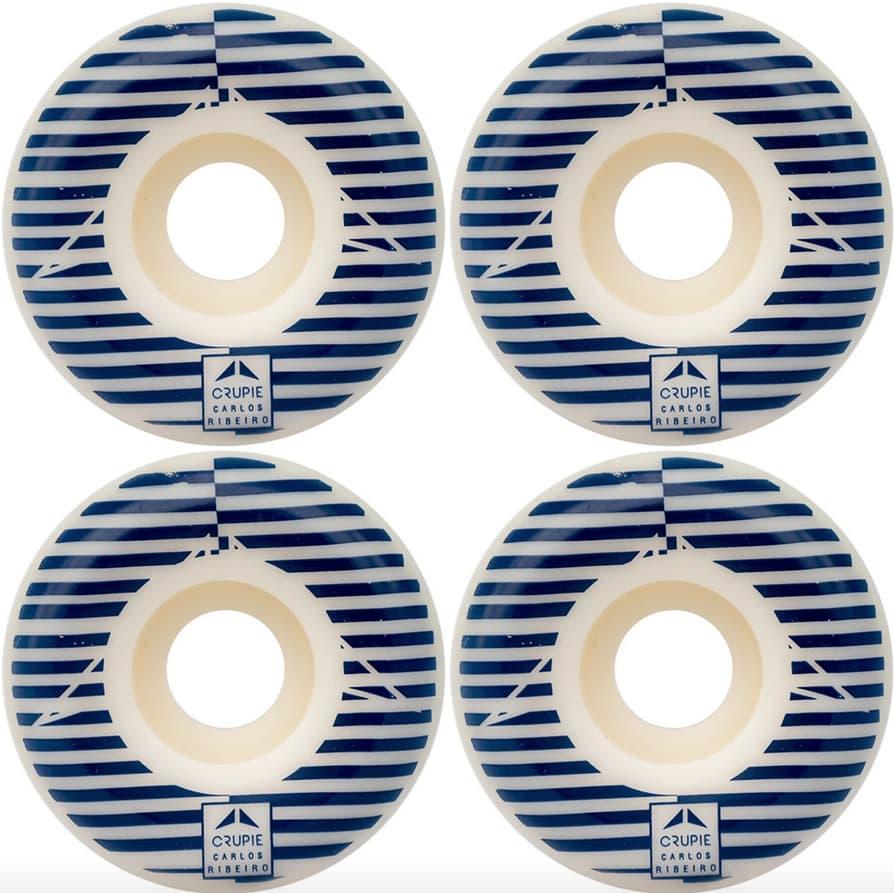 CR Grill Wide Shape Wheels 54mm | Wheels by Crupié 1