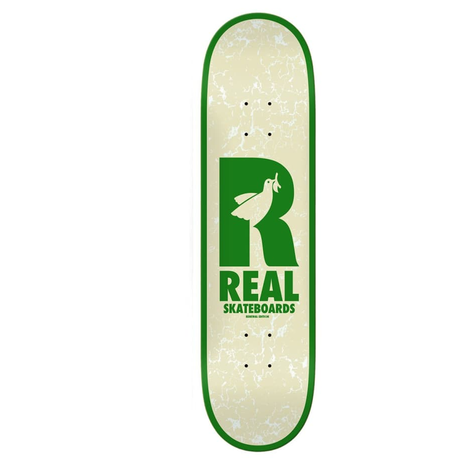 """Real Deck - Doves Price Point 8.5""""   Deck by Real Skateboards 1"""