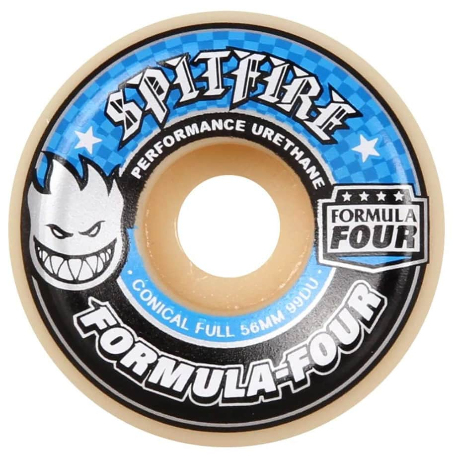Spitfire - F4 99 Conical Full 52mm | Wheels by Spitfire Wheels 1