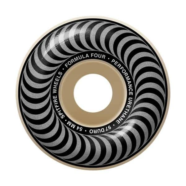 Spitfire - F4 97 Classic 54mm   Wheels by Spitfire Wheels 1