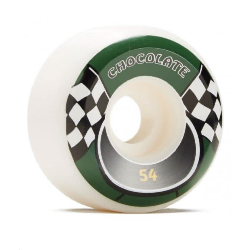 Chocolate Skateboards Hecox Conical Wheels 54mm 99a | Wheels by Chocolate Skateboards 1