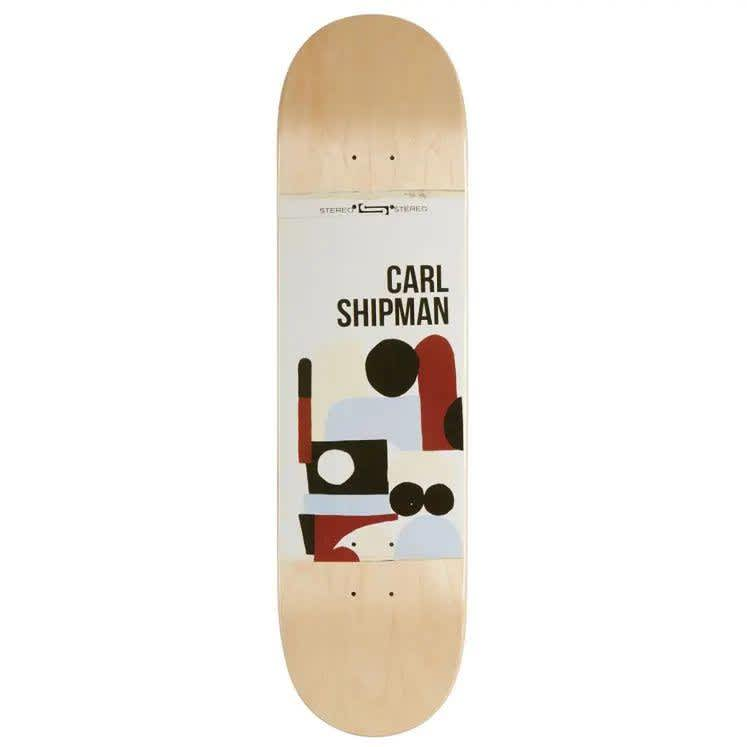 Stereo Carl Shipman Collage Deck (8.25) | Deck by Stereo Skateboards 1