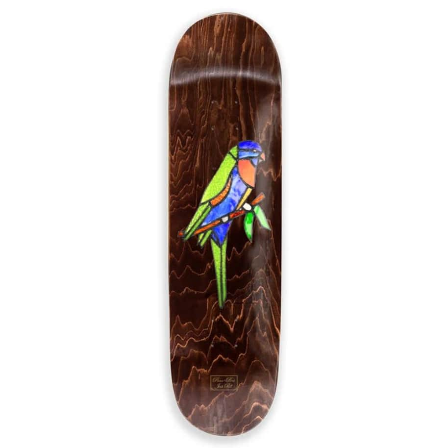 Pass~Port Josh Pall Lori Stainglass Series Deck Assorted Sizes | Deck by Pass~Port Skateboards 1