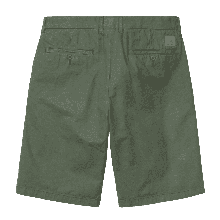 Carhartt WIP Johnson Short - Dollar Green | Shorts by Carhartt WIP 2