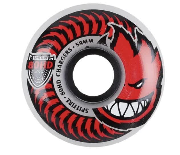 Spitfire Wheels 80HD Conical Chargers   Wheels by Spitfire Wheels 1