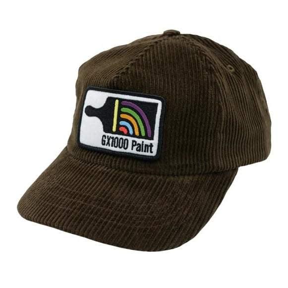 GX1000 Paint Cap - Brown   Baseball Cap by GX1000 1
