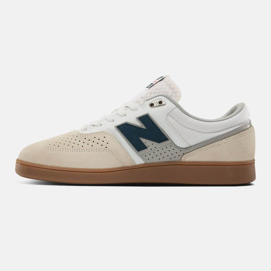 New Balance Numeric 508 Shoes - White / Blue | Shoes by New Balance 3