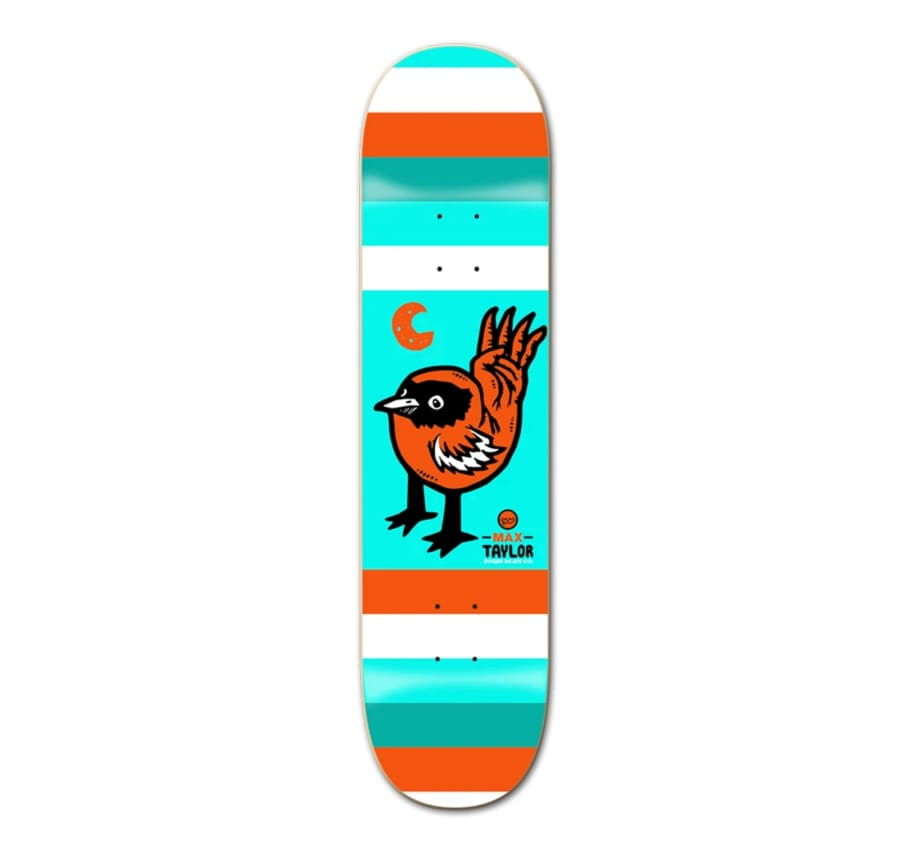 """Roger - Max Taylor Moon Bird Deck (8.25""""/8.5"""") 
