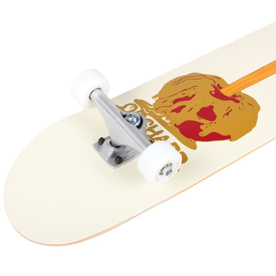 Orchard Candy Apple Hybrid Complete Skateboard 7.5 (With Free Skate Tool) | Complete Skateboard by Orchard 3