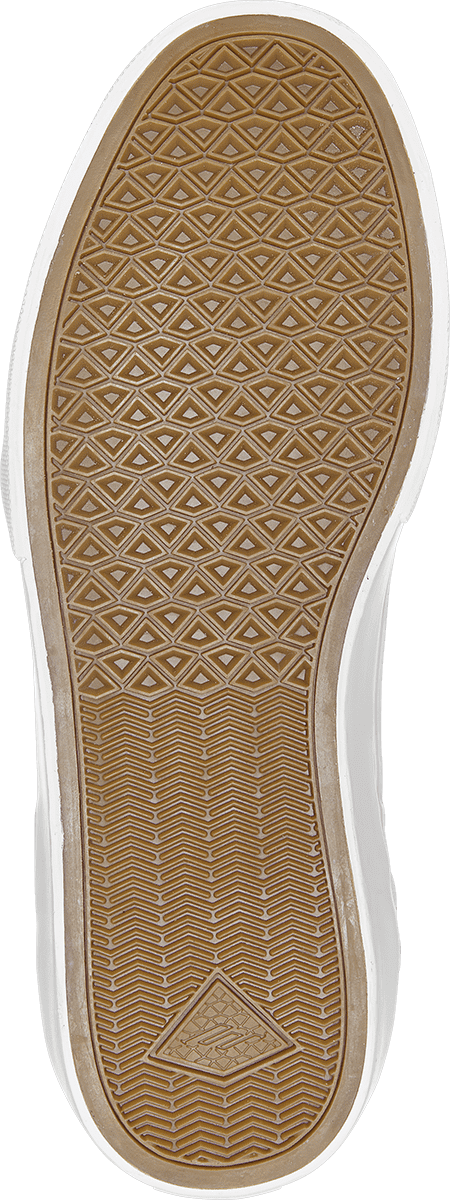 Emerica Pillar Skate Shoes - Brown | Shoes by Emerica 4