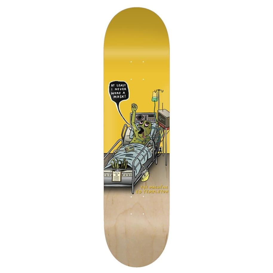 Mask (Templeton) 8.5 | Deck by Toy Machine 1