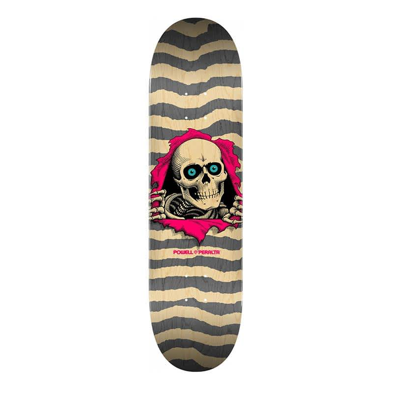 "Powell Peralta Skull and Sword 8.25"" Deck 