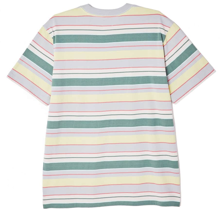 OBEY Staple T-Shirt - Good Grey Multi | T-Shirt by OBEY Clothing 2