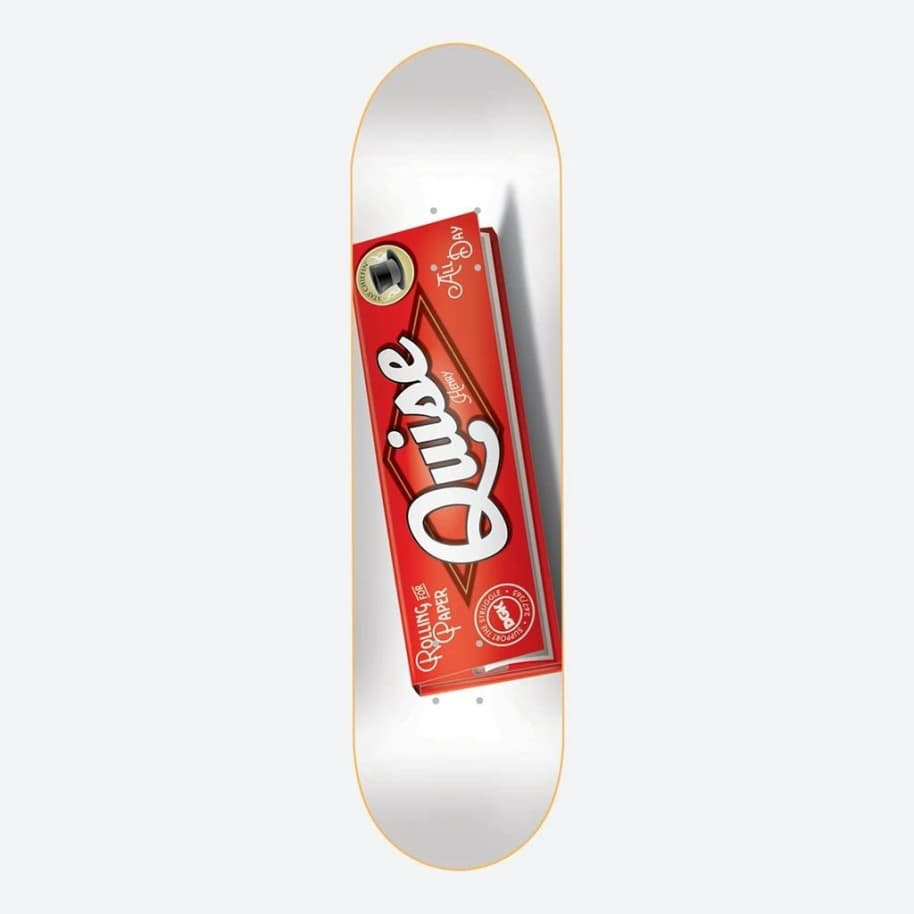 DGK Rolling Papers Quise Deck (7.9) | Deck by DGK 1