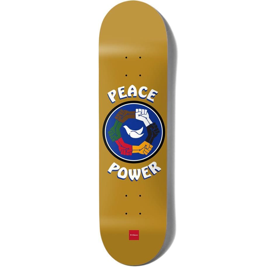 "Chocolate Skateboards - 8.0"" Anderson Peace Power Deck 