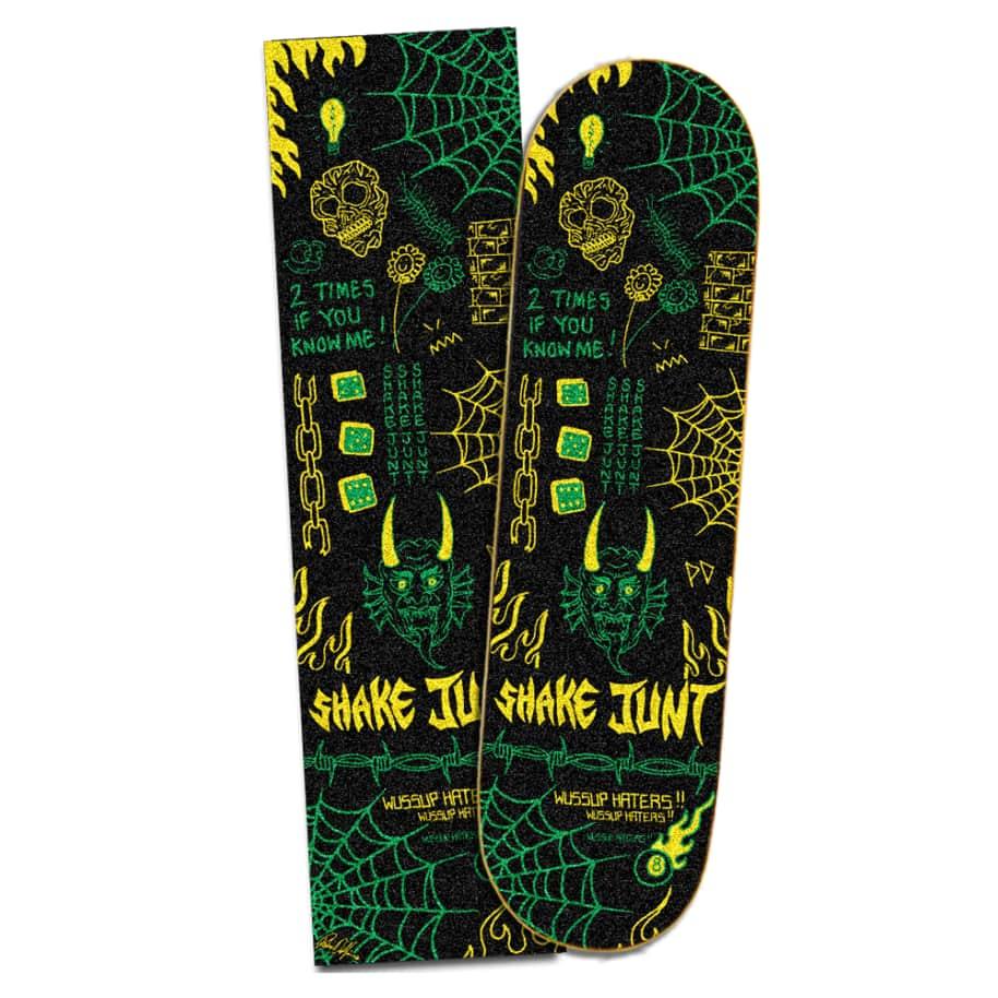 Shake Junt Pedro Delfino Skateboard Grip | Griptape by Shake Junt 1