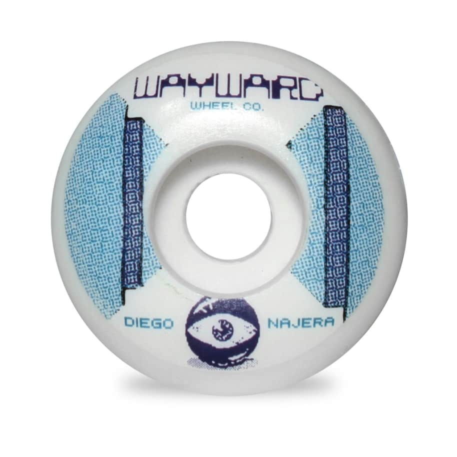 Wayward Najera Funnel Pro Wheels - 52mm   Wheels by Wayward Wheels 1