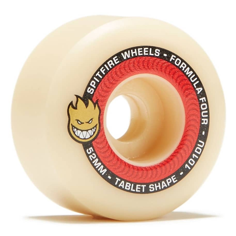 Spitfire - F4 101 Tablets Natural | Wheels by Spitfire Wheels 1