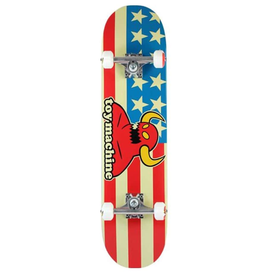 """Toy Machine Complete - American Monster 7.75"""" 