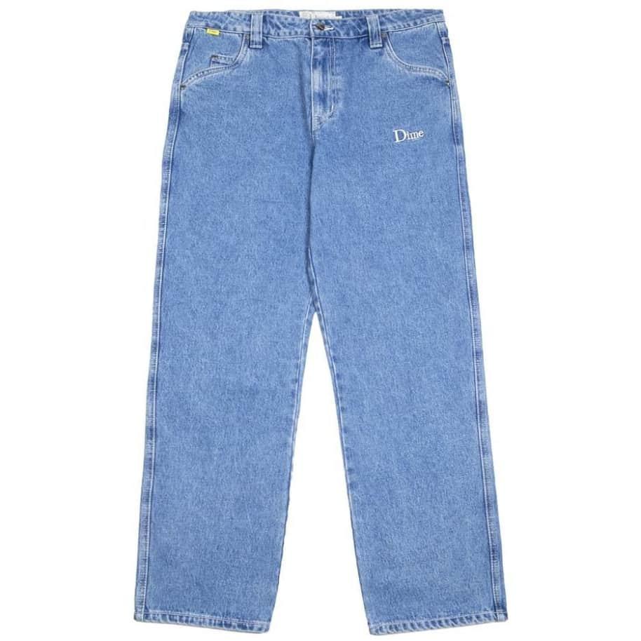 Dime Denim Pants - Light Wash | Jeans by Dime 1