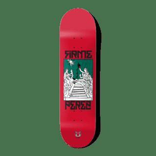 "Chocolate Perez Firme Deck - 8.0""   Deck by Chocolate Skateboards 1"