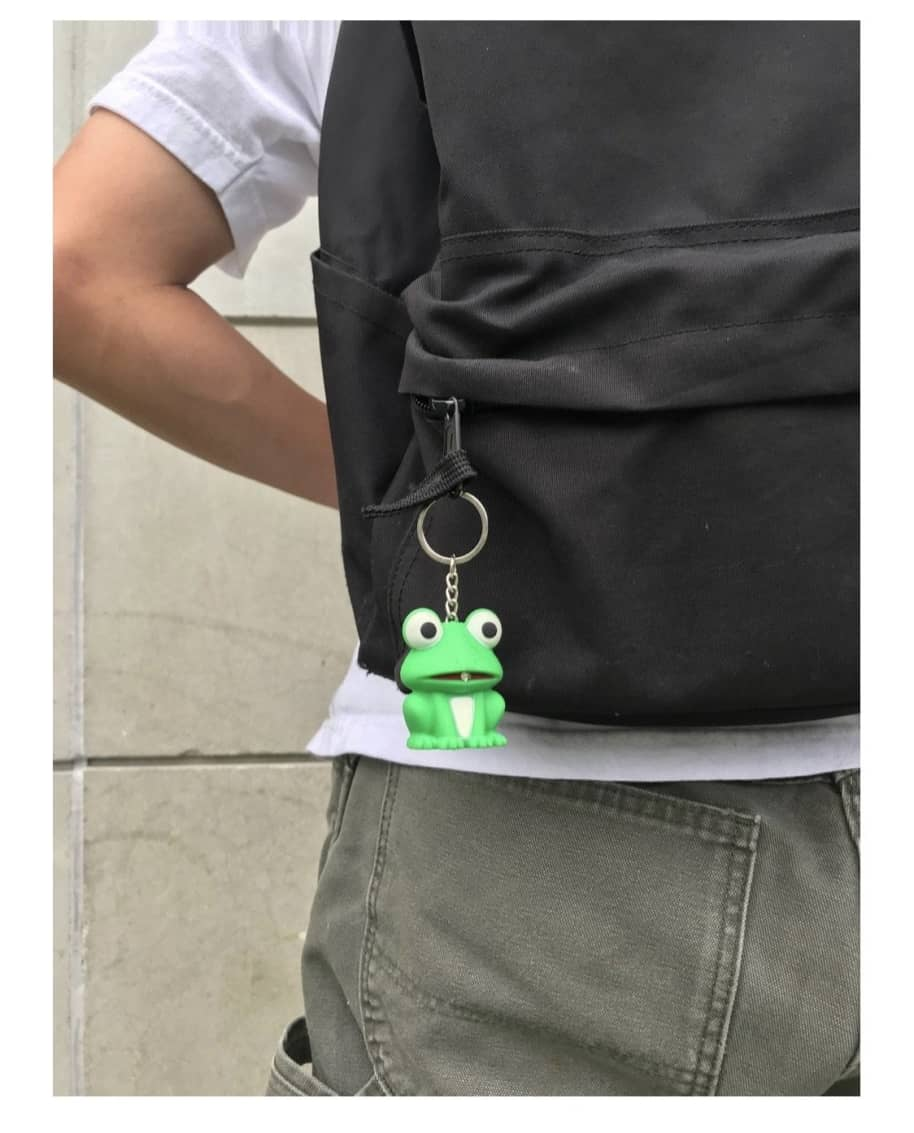 Frog Keychain | Key Chain by Frog Skateboards 2