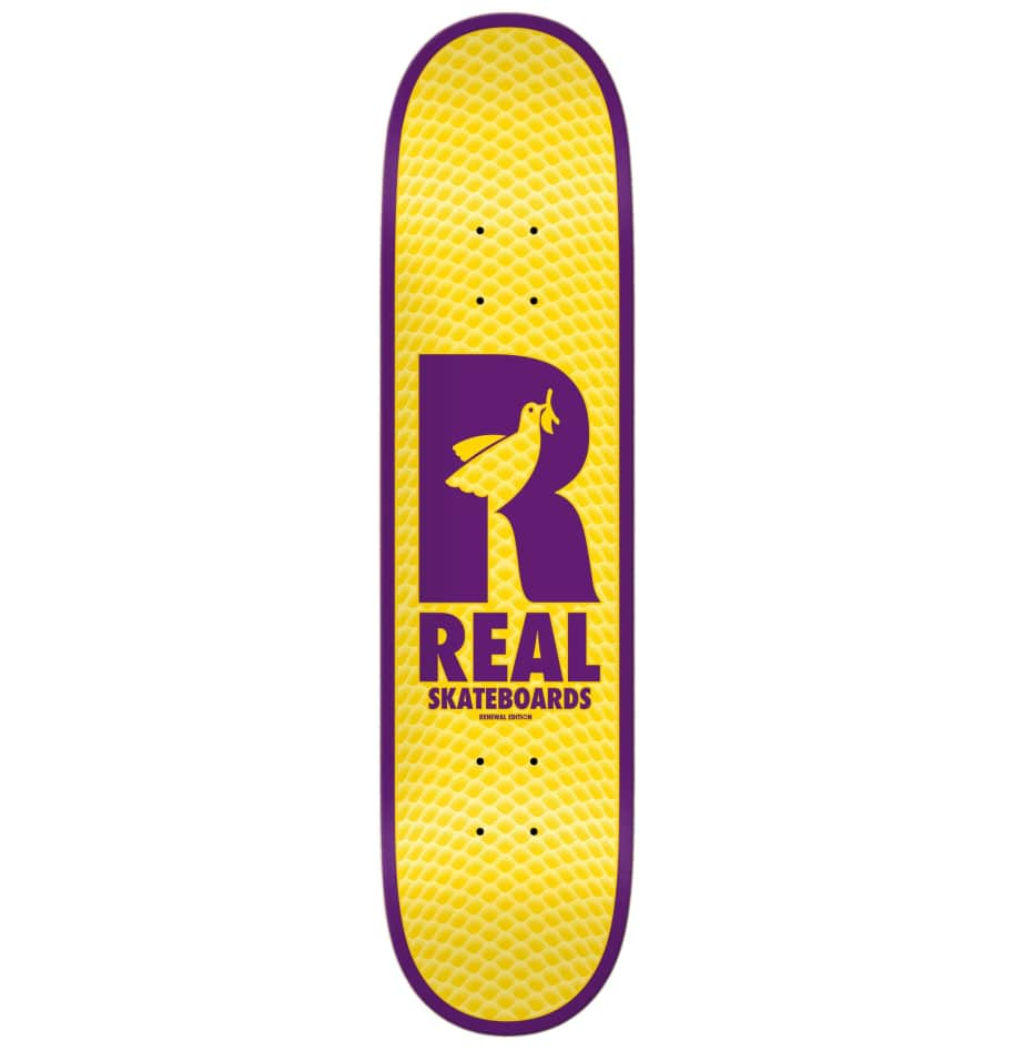 Real Renewal Doves Deck | Deck by Real Skateboards 1