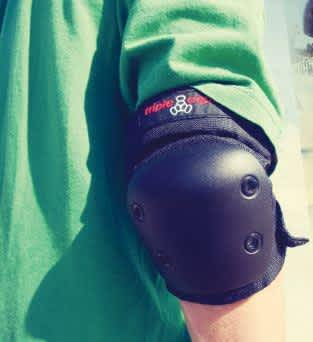 Triple 8 Street Elbow Pads | Pads by Triple Eight Protective Wear 3