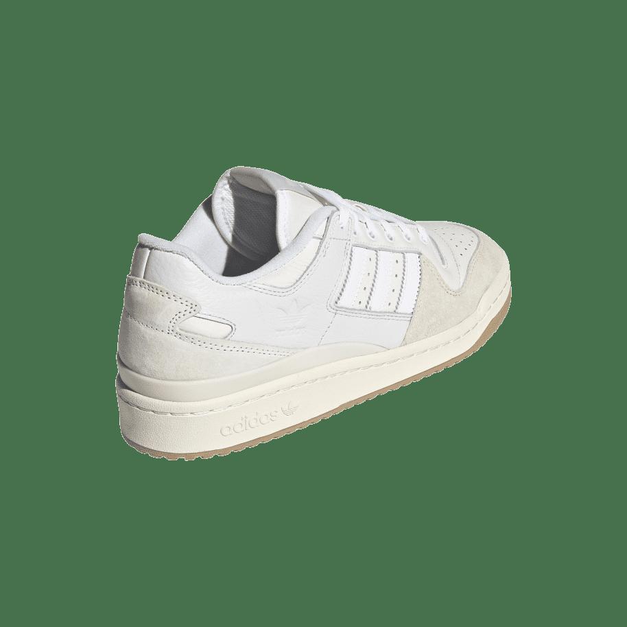 adidas Skateboarding Forum 84 Low ADV Shoes - Chalk White / Ftwr White / Cloud White | Shoes by adidas Skateboarding 7