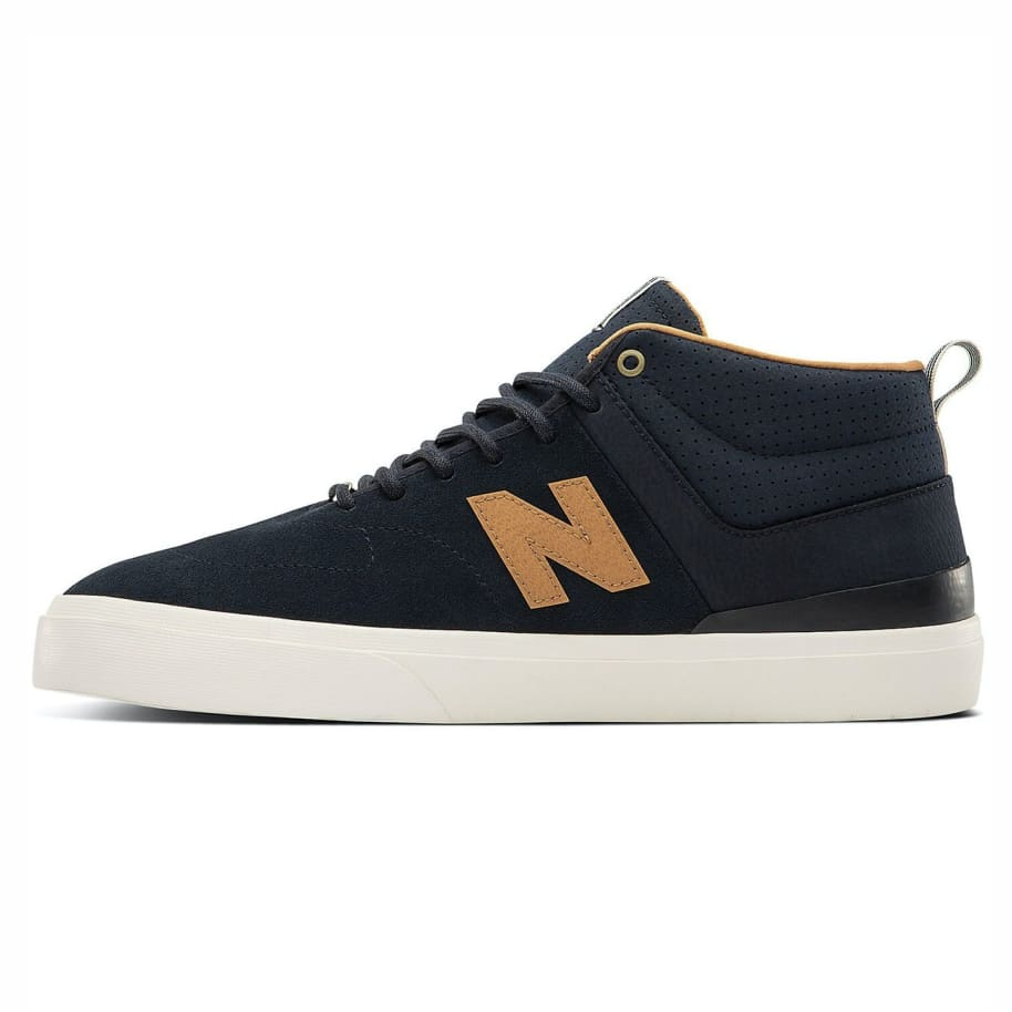 New Balance Numeric 379 Mid Sour Solution Shoes - Navy / Brown   Shoes by New Balance 2