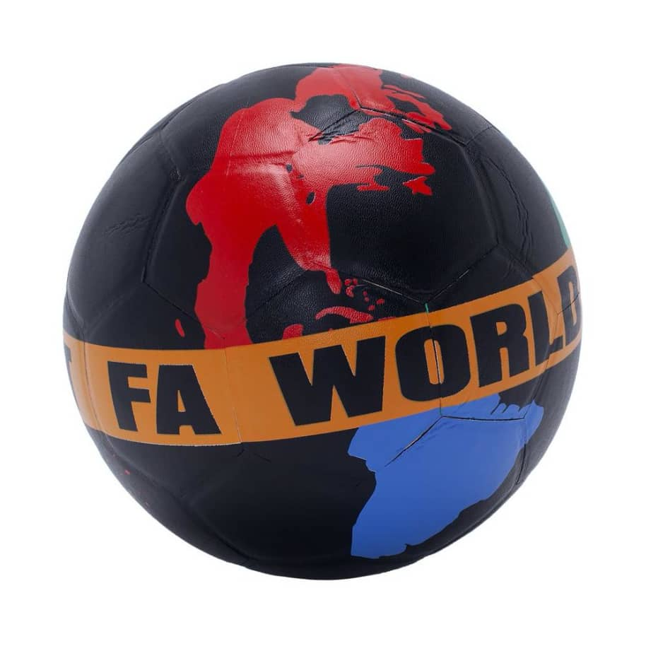 Fucking Awesome FA World Soccer Ball   Giftables by Fucking Awesome 1