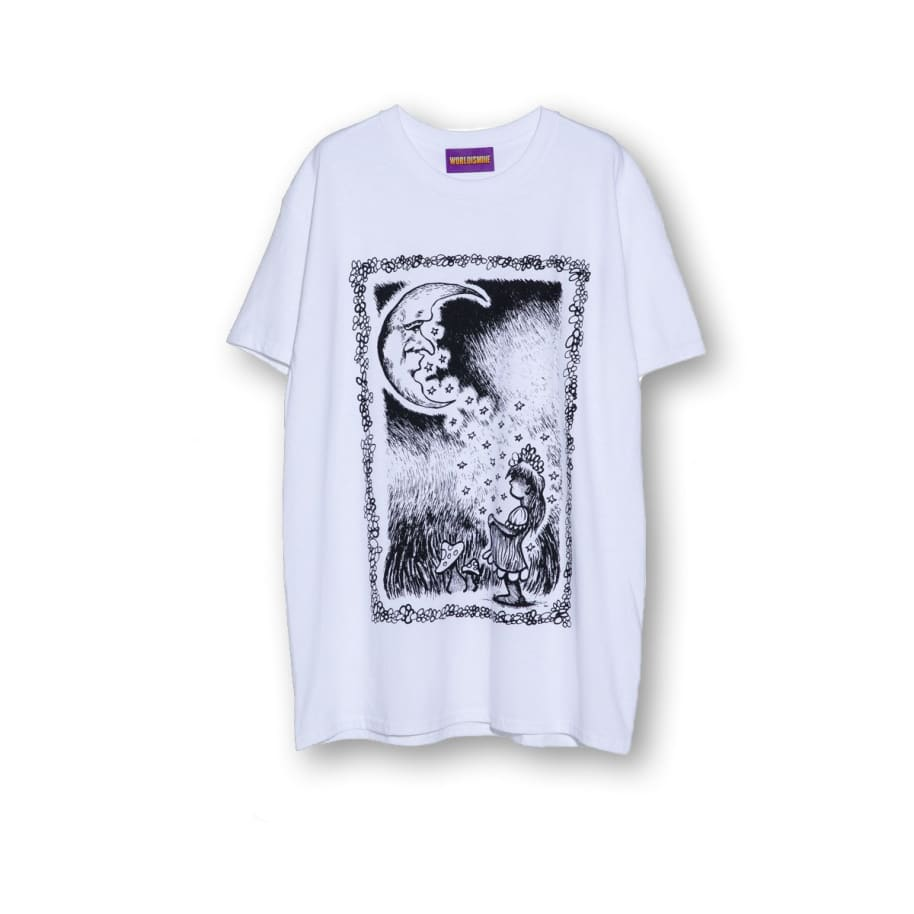 World Is Mine - Sical Tee - White | T-Shirt by World Is Mine 1