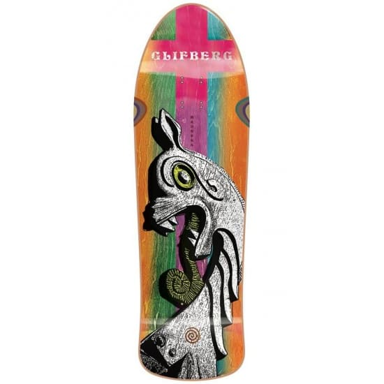 Madness Rune Destroyer R7 Deck (9.75) | Deck by Madness Skateboards 1