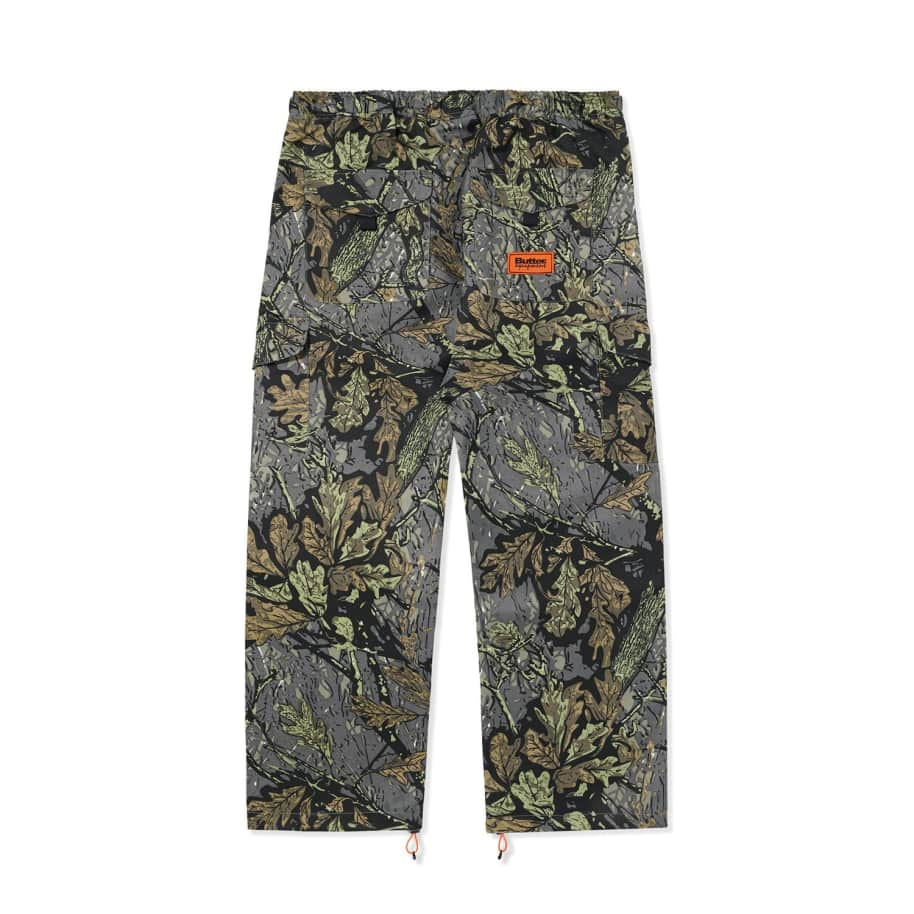 Butter Goods Equipment Cargo Pants - Leaf Camo | Trousers by Butter Goods 2