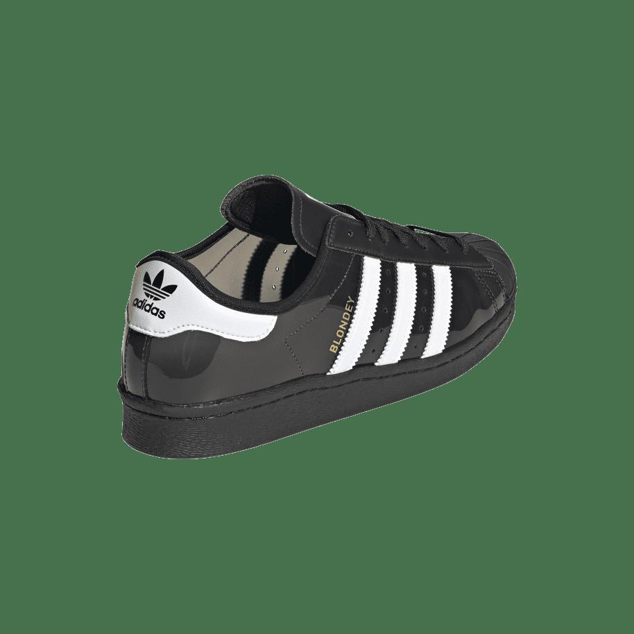 adidas Skateboarding Blondey Superstar Shoes - Core Black / Ftwr White / Core Black | Shoes by adidas Skateboarding 6