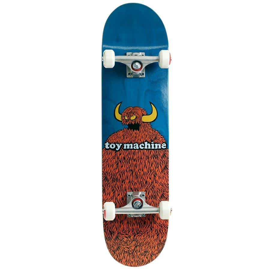 Toy Machine Furry Monster Complete (8.0) | Complete Skateboard by Toy Machine 1
