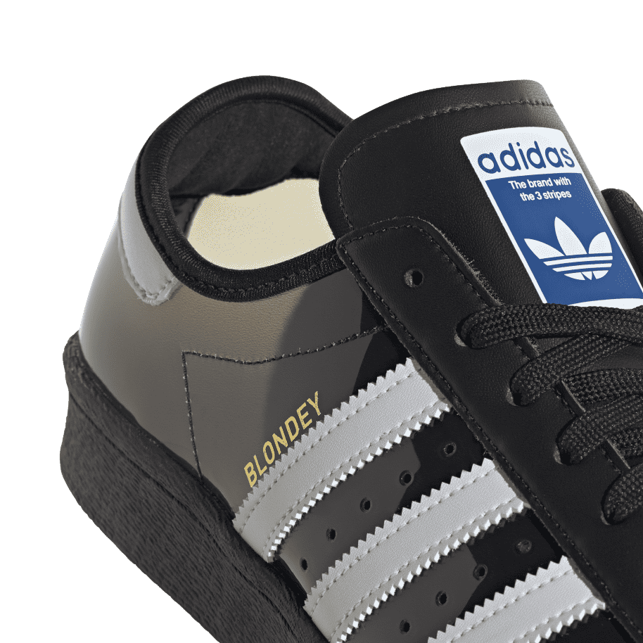 adidas Skateboarding Blondey Superstar Shoes - Core Black / Ftwr White / Core Black | Shoes by adidas Skateboarding 7