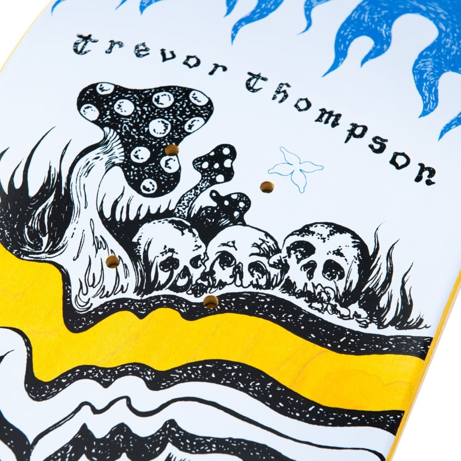 WKND Scheming Trevor Thompson Skateboard Deck - 8.25"