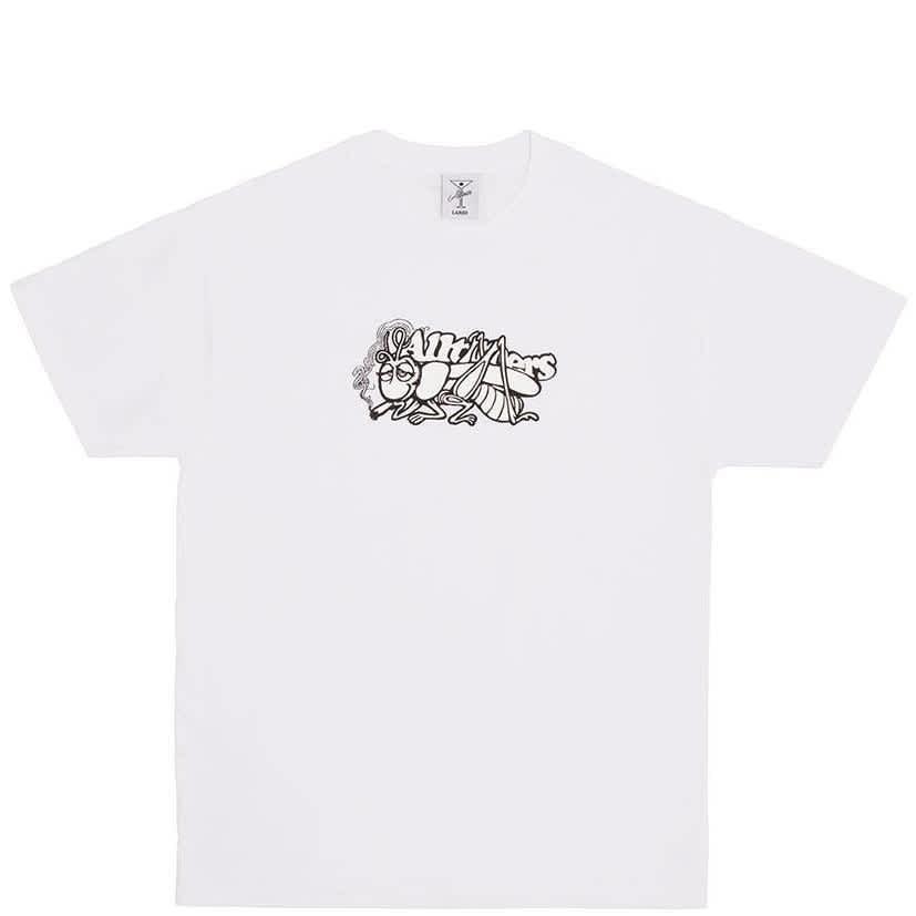 Alltimers Grass Copper T-Shirt - White | T-Shirt by Alltimers 1
