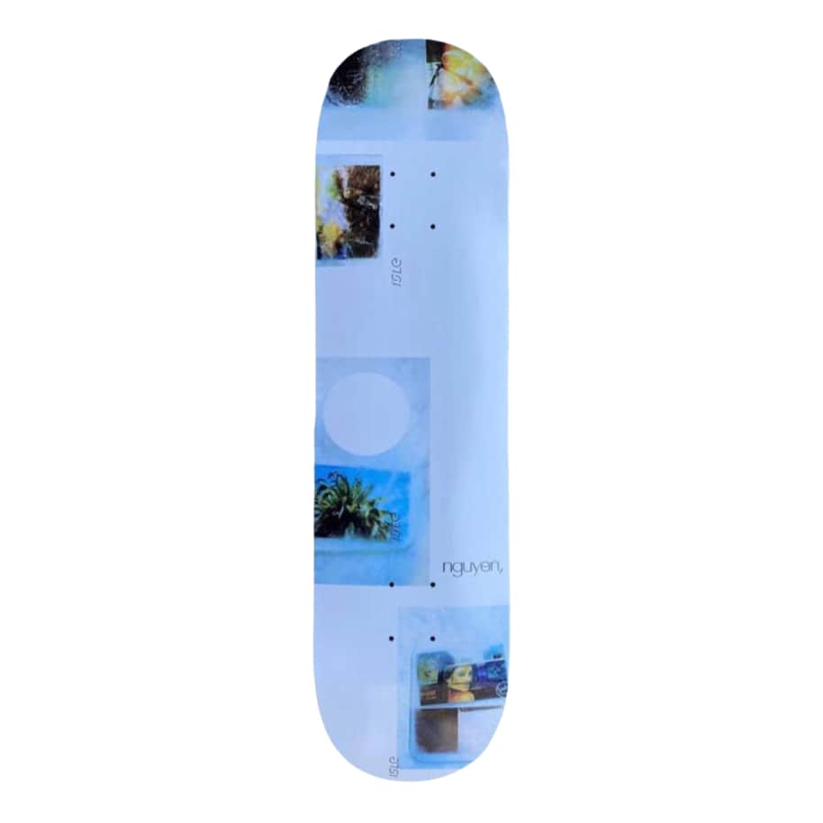 Isle Jon Nguyen Freeze Series Deck 8.0"